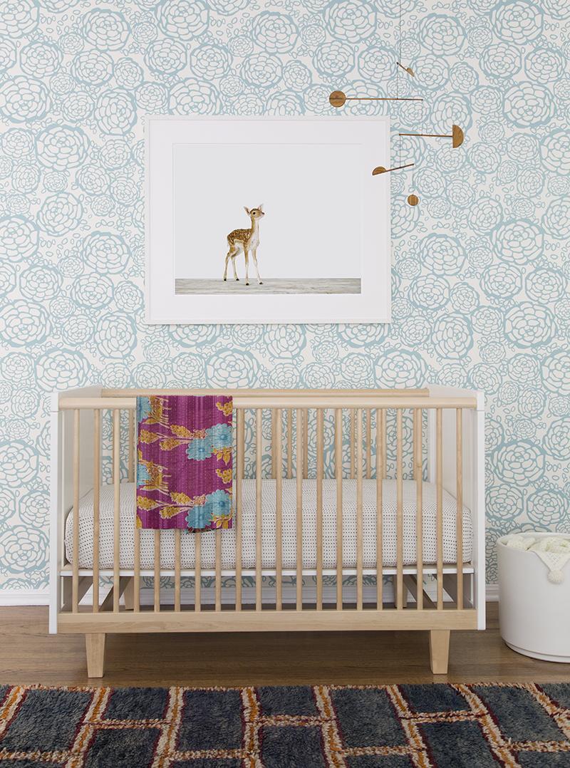 Wallpaper Pairings Baby Deer Hygge West The Animal